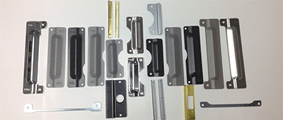 Latch Protector Plates